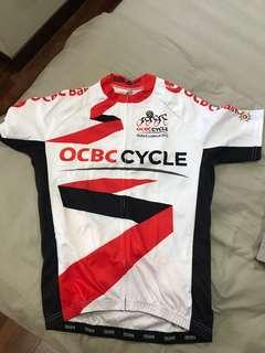 Cycling Jersey Cyclista OCBC 2015 Size L