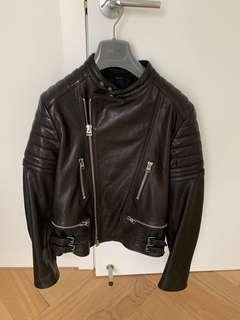 Genuine Tom Ford Leather Jacket