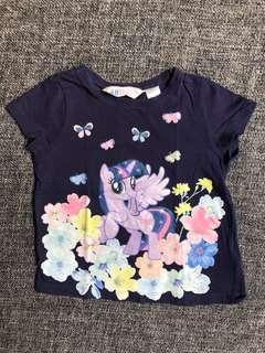 My Little Pony H&M shirt (1.5-2yo)