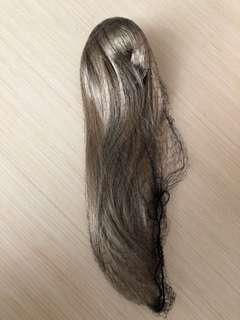 Bjd 4分 愛麗斯金色直髮