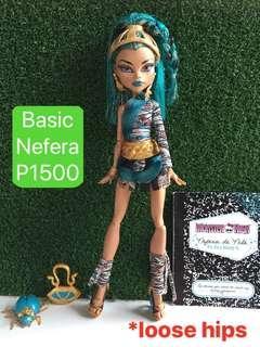 Monster High Nefera Basic Doll
