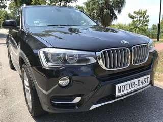 BMW undefined X3 Auto sDrive20i