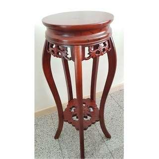 * Rosewood Stand for your Decoration