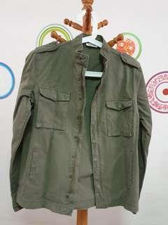 🚚 Army Green Jacket (Women)