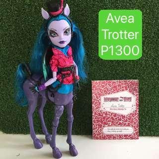 Monster High Avea Trotter