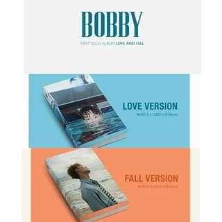 BOBBY-LOVE AND FALL