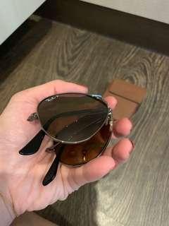 Rayban unisex foldable glasses