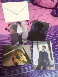 WTS Seventeen The8 postcards