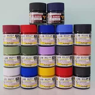 Mr. Color Gundam Color 10ml Lacquer Semi Gloss