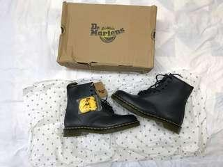 BRAND NEW ORIGINAL DR MARTENS 1460 SMOOTH NAVY BLU MARIN