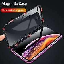🚚 Iphone XS max Magnetic case (Double sided)