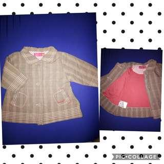 Juniors baby jacket for 0-3 months