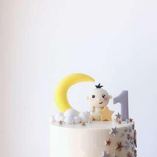 Little Stars Cake