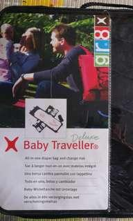 🚚 All in one Diaper bag and Changing pad