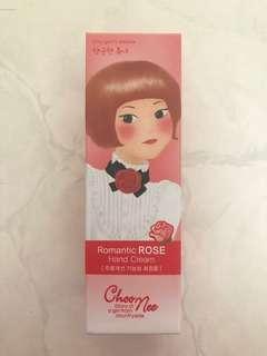 🚚 [Choonee]高保濕護手霜-玫瑰