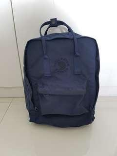 Fjallraven Re-Kanken Midnight Blue