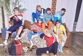 Official poster BTS Love Your Self 'her ver. v