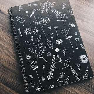 Customisable Muji Notebook