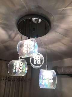 時尚水晶吊燈