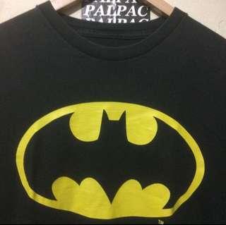 Ts vintage official Batman classic logo sz M