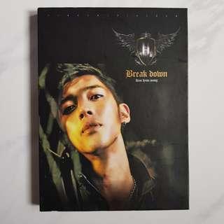Kim Hyun-joong Audio Music CD