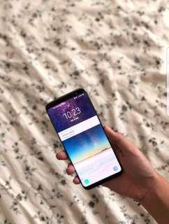 Repost: Preowned Samsung S8