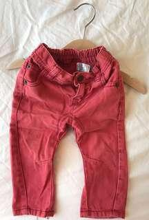 Baby jeans- mothercare
