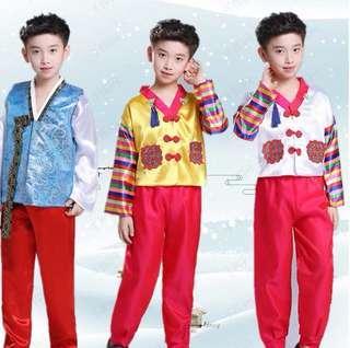 🚚 Boy Korea Costume