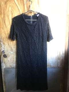 H&M Lace Dress size 34