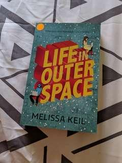 Life in outerspace
