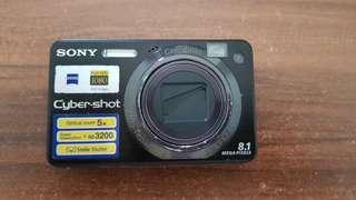 Sony Cybershot DSC W150
