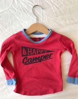 Shirt/sleep wear top- cotton on kids