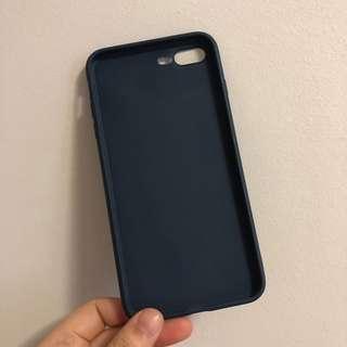 🚚 Dark Blue Iphone 7/8 Plus cover