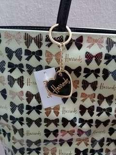 NEW Harrods Tote Bag #50TXT