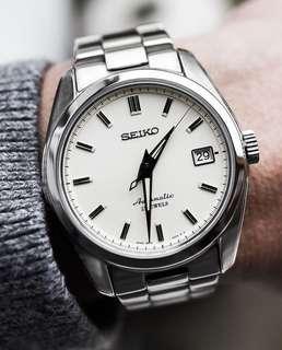 🚚 Seiko SARB035 (Japan Made) Cream Dial Dress Watch (Discontinued)
