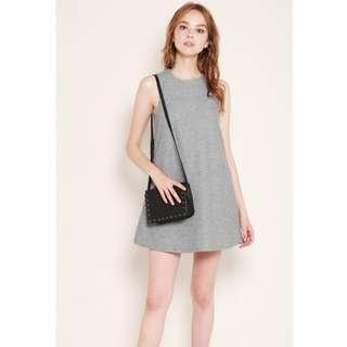 🚚 SSD Athena/Larah Dress in Grey Tweed (XS)