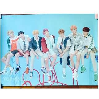 BTS LY: Answer ver f poster
