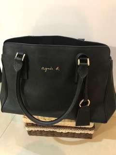 🚚 Agnes b 黑色包