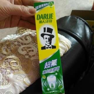 不換物) 黑人牙膏