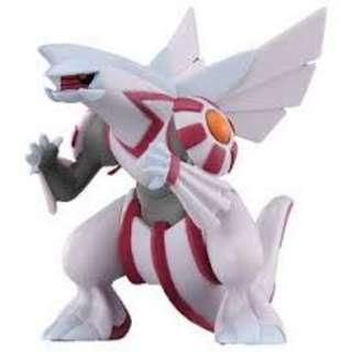 全新盒裝Pokemon Go團戰5星大佬狂熱Pokemon寵物小精靈Diamond & Pearl鑽石珍珠神獸Tomy moncolle mc exEHP020 Palkia帕路奇犽