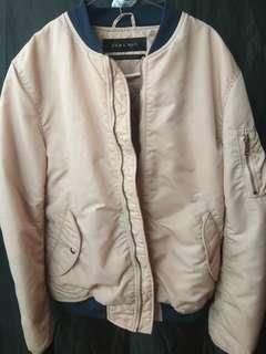 Zara Bomber Jacket Man