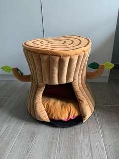 寵物樹屋床(細狗/貓)100%新