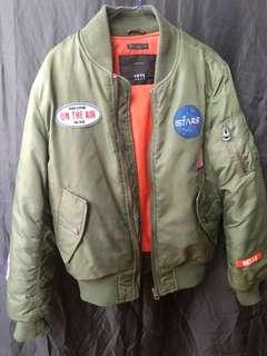 Zara Boomber Jacket man