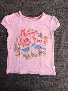 Mothercare top (6-7yo)