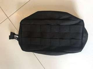 Sideway bag, dyu battery can fit