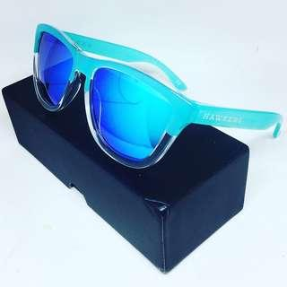 Hawkers - Bicolor Tiffany Clear Blue One