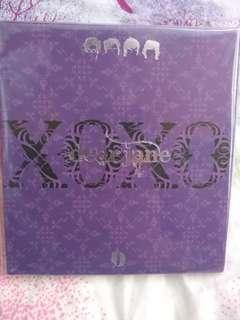 Dear Jane XOXO