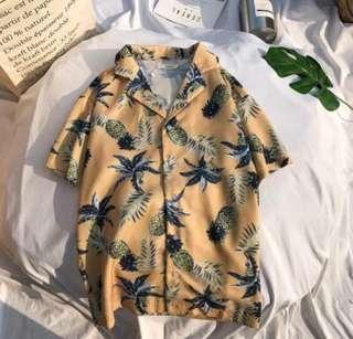 Unisex outerwear hawaii style