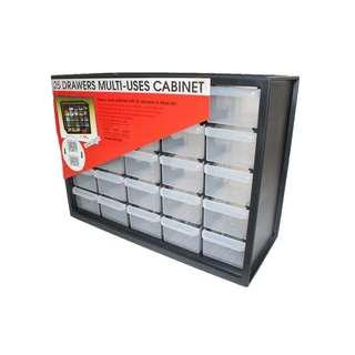 25 Drawers Multi-Uses Cabinet #APR10