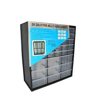 39 Drawers Multi-Uses Cabinet #APR10
